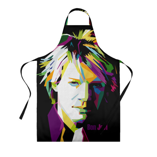 Фартук 3D Jon Bon Jovi
