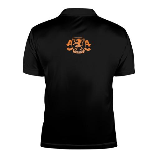 Мужская рубашка поло 3D  Фото 02, Asking Alexandria