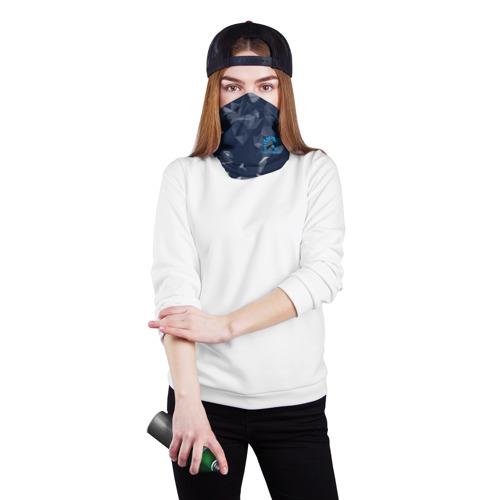 Бандана-труба 3D  Фото 02, Team Liquid Uniform