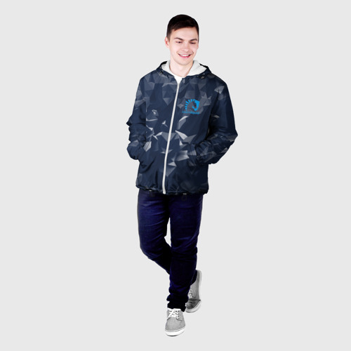 Мужская куртка 3D  Фото 03, Team Liquid Uniform