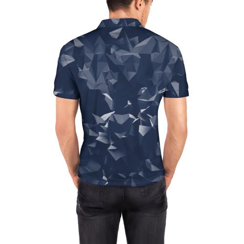 Мужская рубашка поло 3D  Фото 04, Team Liquid Uniform