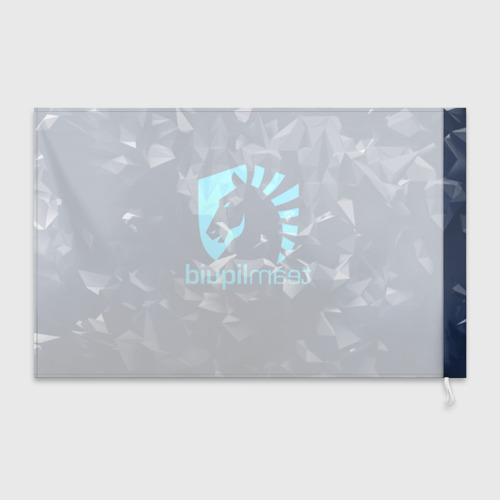 Флаг 3D Team Liquid Uniform Фото 01
