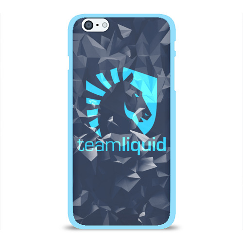 Чехол для iPhone 6Plus/6S Plus глянцевый Team Liquid Uniform Фото 01