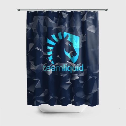Штора 3D для ванной Team Liquid Uniform Фото 01