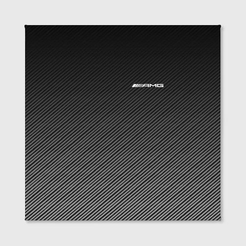 Холст квадратный  Фото 02, AMG CARBON