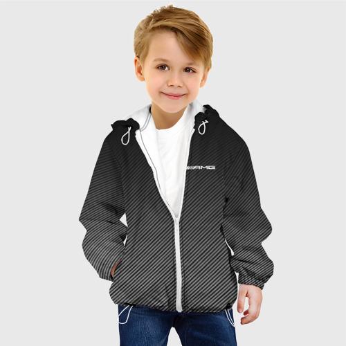 Детская куртка 3D  Фото 03, AMG CARBON