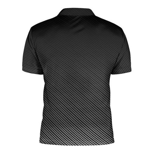 Мужская рубашка поло 3D  Фото 02, BMW CARBON