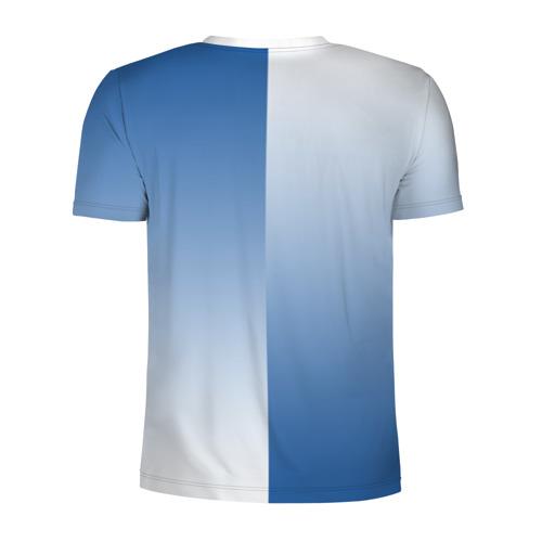 Мужская футболка 3D спортивная  Фото 02, Chelsea Uniform