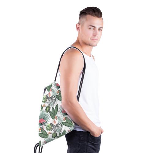 Рюкзак-мешок 3D Саванна Фото 01