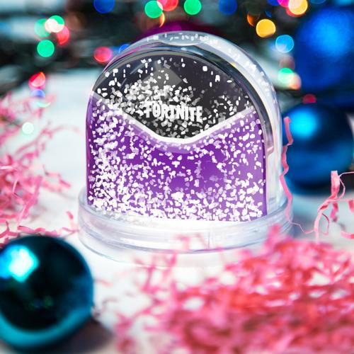 Водяной шар со снегом  Фото 04, FORTNITE