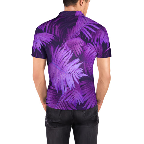 Мужская рубашка поло 3D  Фото 04, Uleti