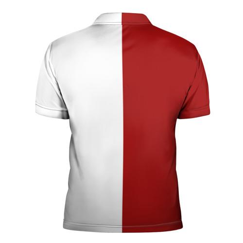 Мужская рубашка поло 3D  Фото 02, Arsenal