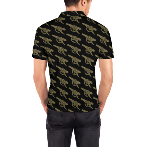 Мужская рубашка поло 3D  Фото 04, FC Arsenal
