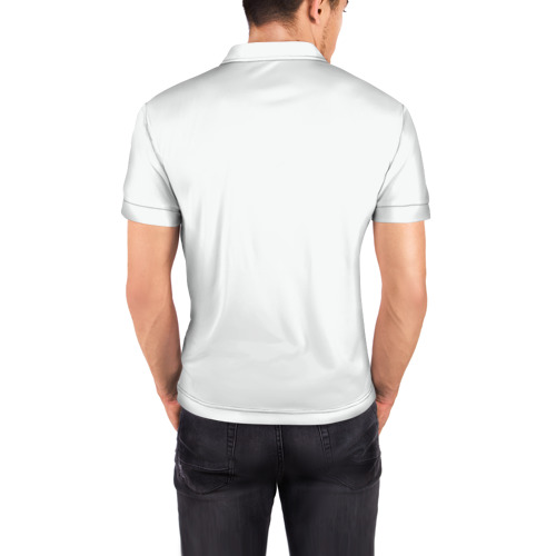 Мужская рубашка поло 3D  Фото 04, Джастин тату