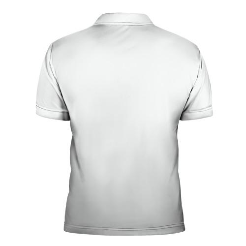 Мужская рубашка поло 3D  Фото 02, Джастин тату