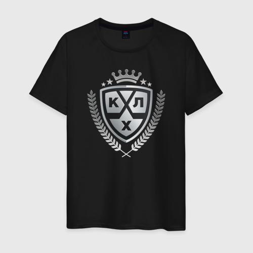 Мужская футболка хлопок КХЛ