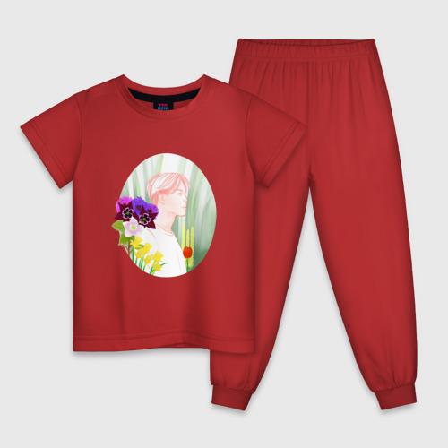 Детская пижама хлопок BTS_Jimin Фото 01