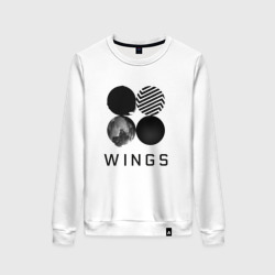 BTS wings