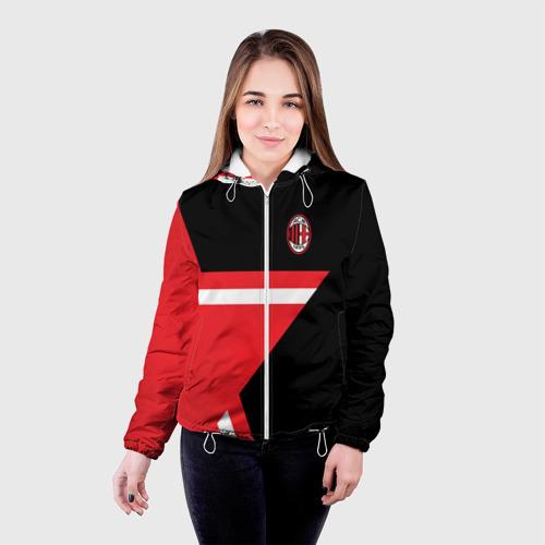 Женская куртка 3D  Фото 03, AC MILAN STAR