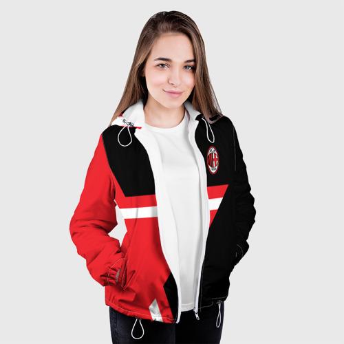 Женская куртка 3D  Фото 04, AC MILAN STAR