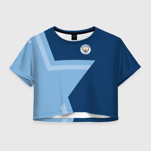 Женская футболка Cropp-top F.C.M.C. 2018 STAR
