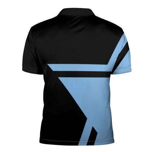 Мужская рубашка поло 3D  Фото 02, F.C.M.C. 2018 STAR