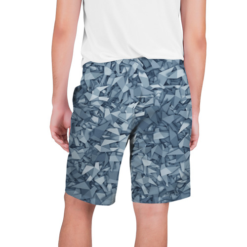 Мужские шорты 3D  Фото 02, Бумажные голуби