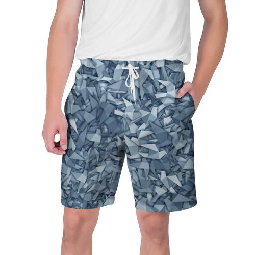Мужские шорты 3D  Фото 01, Бумажные голуби