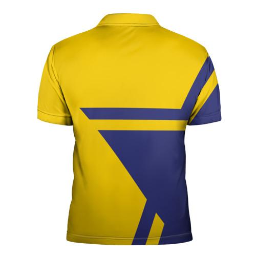 Мужская рубашка поло 3D  Фото 02, Juventus 2018 STAR