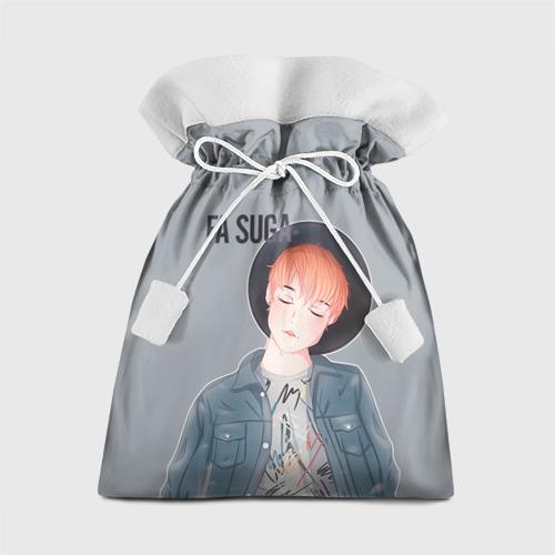 Подарочный 3D мешок fa suga bts