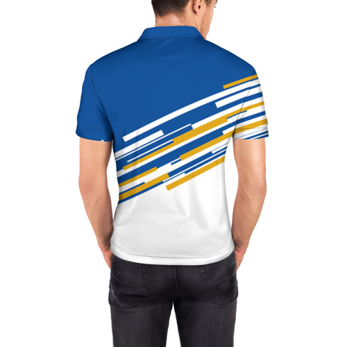 Мужская рубашка поло 3D  Фото 04, Chelsea  2018 Line