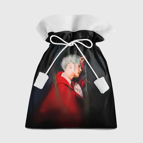 Подарочный 3D мешок Suga_BTS