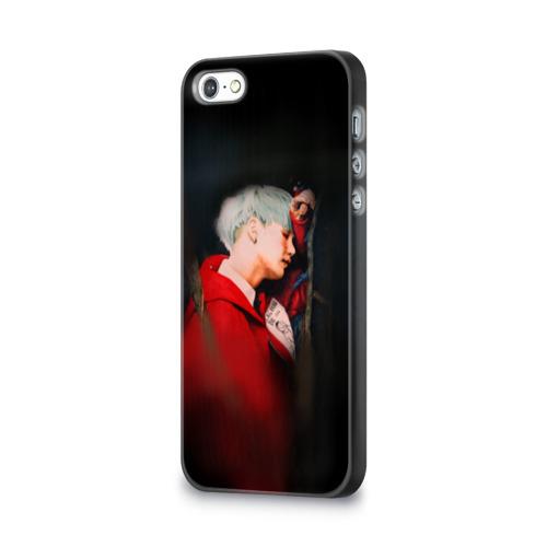 Чехол для Apple iPhone 5/5S 3D  Фото 03, Suga_BTS