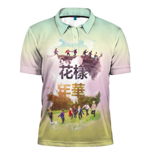 Мужская рубашка поло 3D  Фото 01, BTS _3