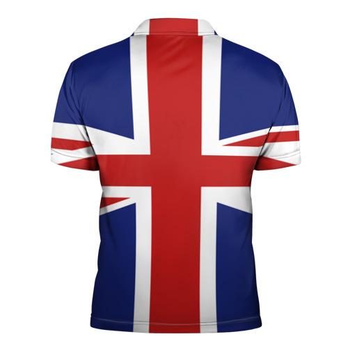 Мужская рубашка поло 3D  Фото 02, FC Arsenal