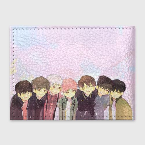 Обложка для студенческого билета  Фото 02, Love BTS