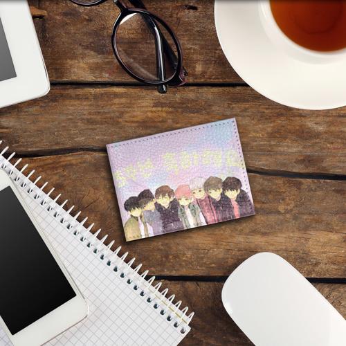 Обложка для студенческого билета  Фото 03, Love BTS
