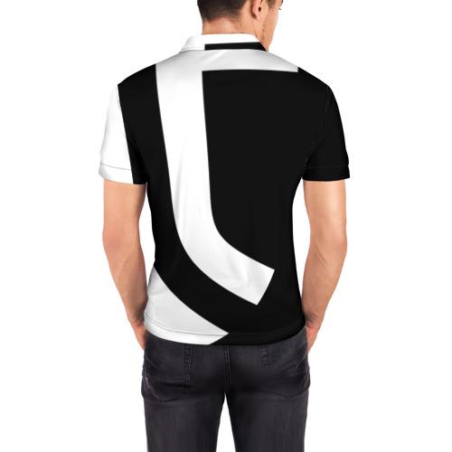 Мужская рубашка поло 3D  Фото 04, Juventus 2018 Original