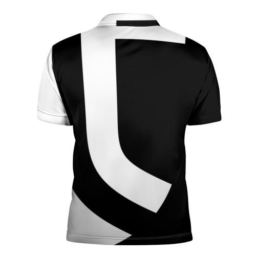Мужская рубашка поло 3D  Фото 02, Juventus 2018 Original