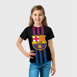FC Barca 2018 Line