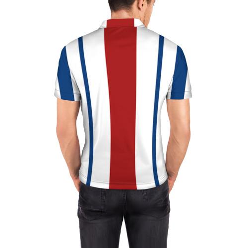 Мужская рубашка поло 3D  Фото 04, Арсенал