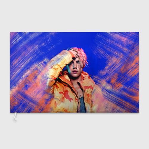 Флаг 3D  Фото 03, Justin Bieber