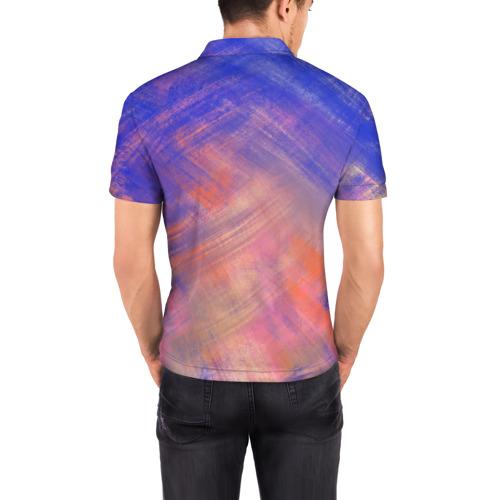 Мужская рубашка поло 3D  Фото 04, Justin Bieber