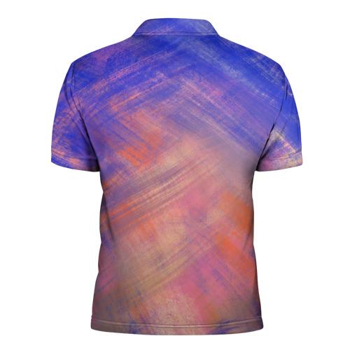 Мужская рубашка поло 3D Justin Bieber
