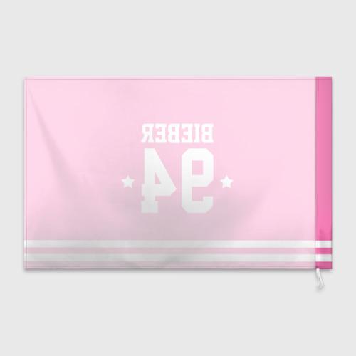 Флаг 3D  Фото 02, Bieber Team Pink