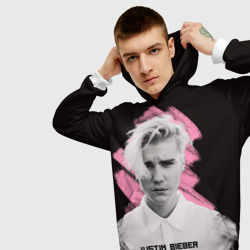 Justin Bieber / Pink splash