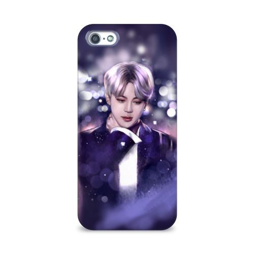 Чехол для Apple iPhone 5/5S 3D  Фото 01, BTS_Jimin _