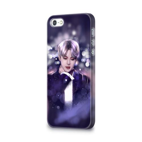 Чехол для Apple iPhone 5/5S 3D  Фото 03, BTS_Jimin _