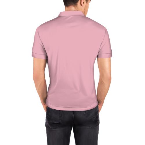 Мужская рубашка поло 3D  Фото 04, BTS_Yoongi
