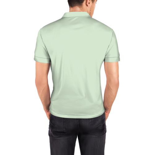 Мужская рубашка поло 3D  Фото 04, BTS_Jimin_4